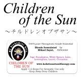 Children of the Sun-チルドレン・オブ・ザ・サン-
