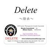 Delete-ディレート(除去)-