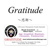 Gratitude-グラティチュード(感謝)-