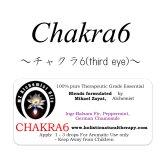 Chakra 6(third eye)-チャクラ6-