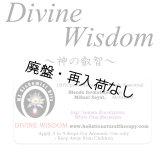 【廃盤商品】Divine Wisdom-デバイン・ウィズダム(神の叡智)-