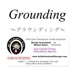 画像1: Grounding-グラウンディング-