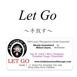 画像1: Let Go-レット・ゴー(手放す)-