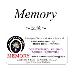 画像1: Memory-メモリー(記憶)-