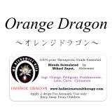 10月のメールマガジン特別価格!! Orange Dragon-オレンジドラゴン-