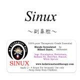 Sinux-シナックス(副鼻腔)-