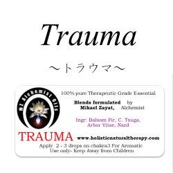 画像1: 10月のセール価格!!10%OFFで販売!! Trauma-トラウマ-